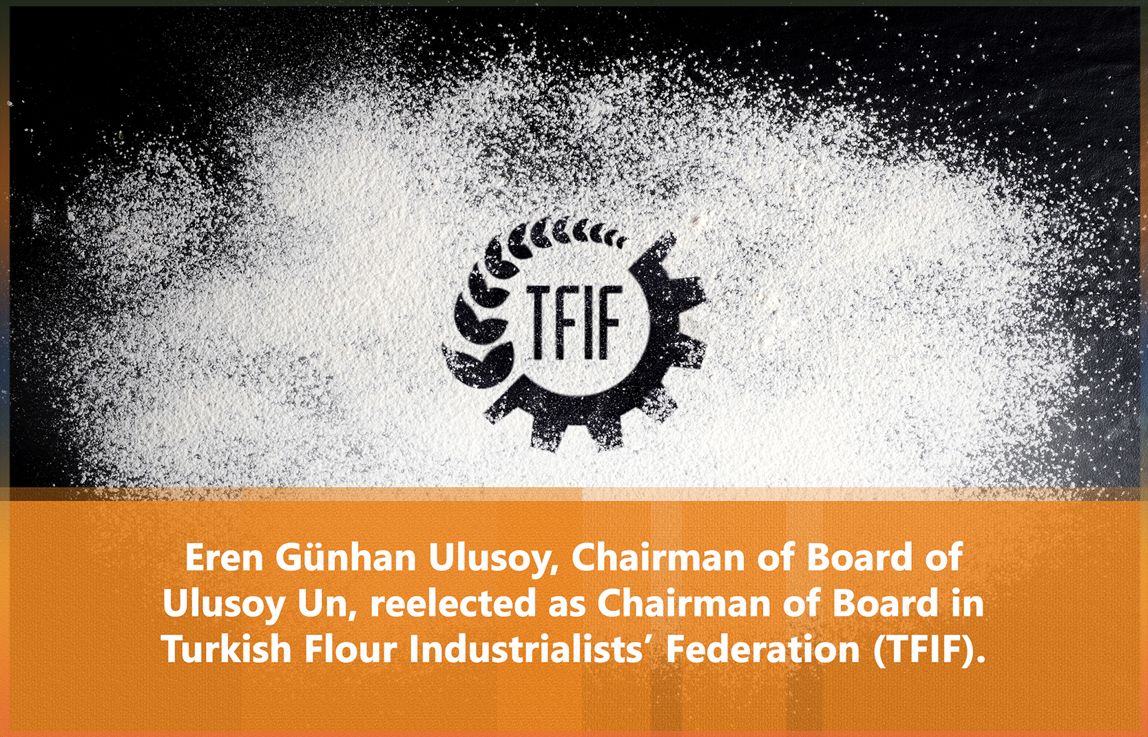 TFIF, chairman, election, Ulusoy